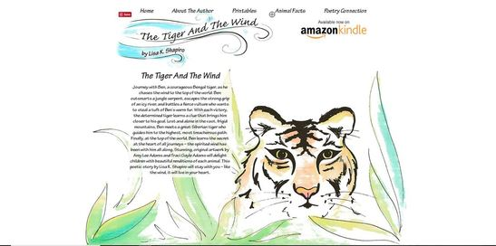 The Tiger and the Wind Picture
